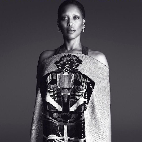 The Muse Matters, Erykah Badu for Givenchy