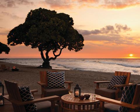 Four Seasons Resort Hualalai Bar & Lounge