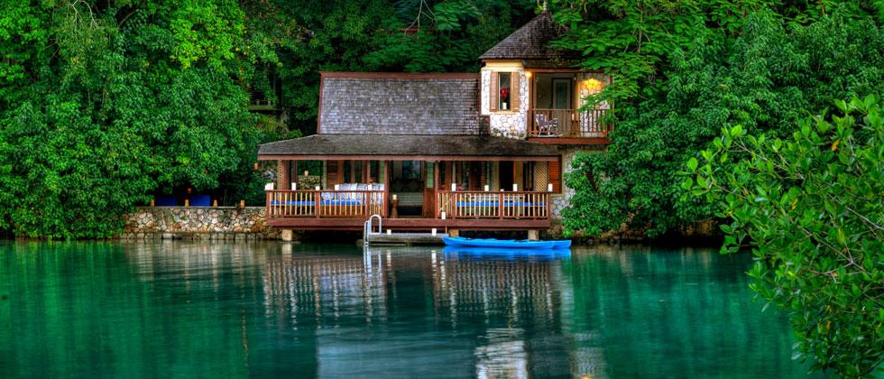 #WanderlustWednesday: Jah in Jamaica; GoldenEye Hotel & Resort
