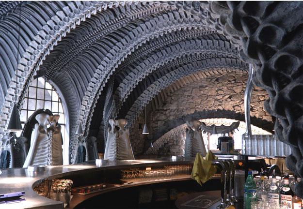 H.R. Giger Bar
