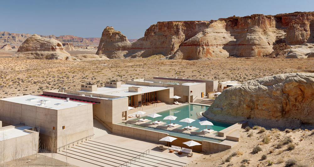 Wanderlust of the Week: The Amangiri Luxury Resort in Utah