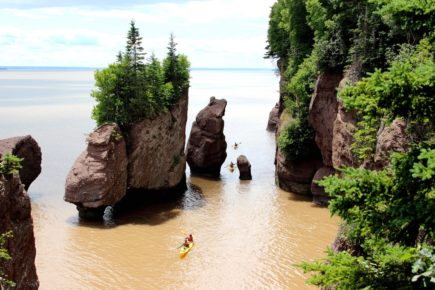 Take the Hike:  The Bay of Fundy Trail