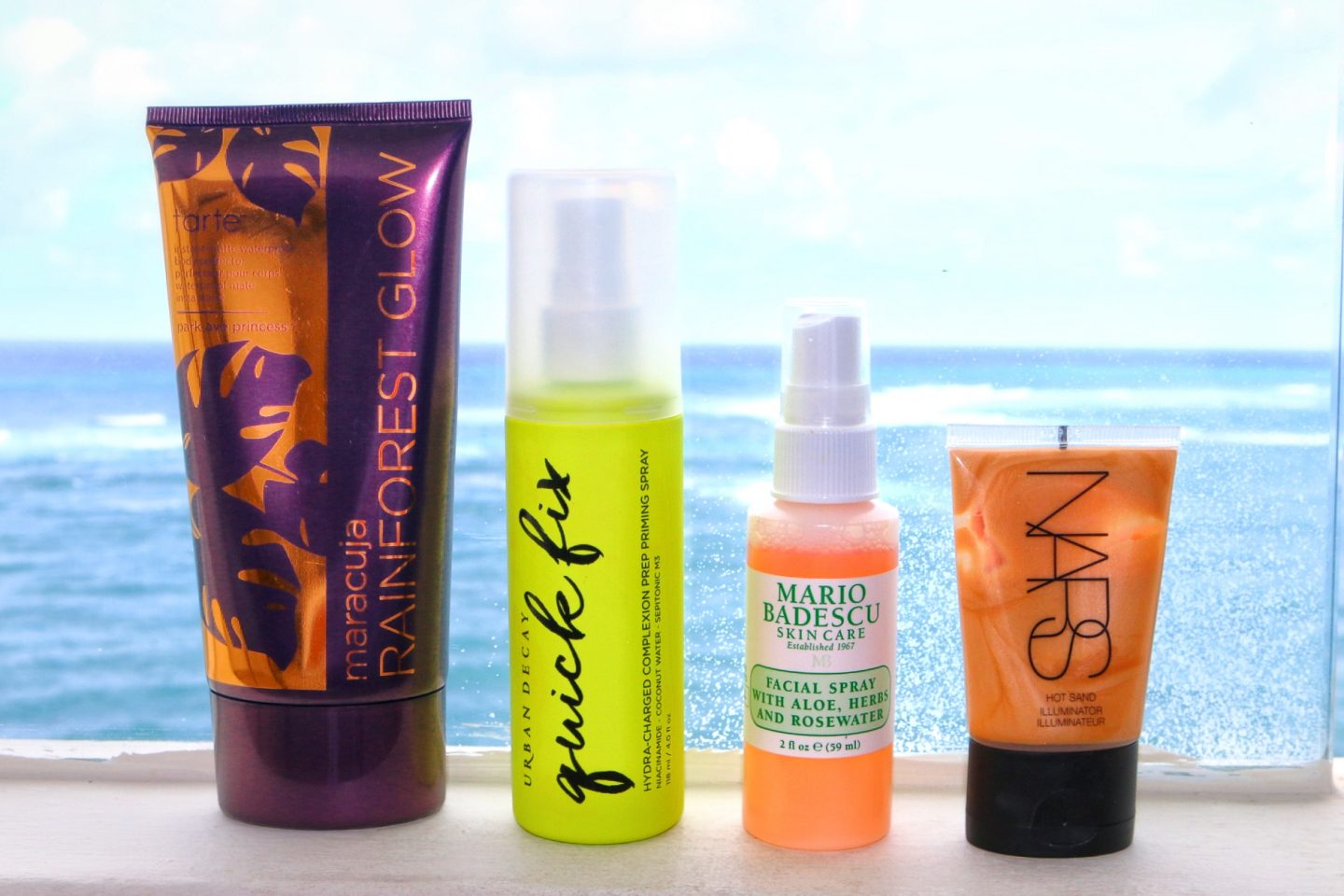 Bae and the Beach: Beach Vacation Beauty Essentials