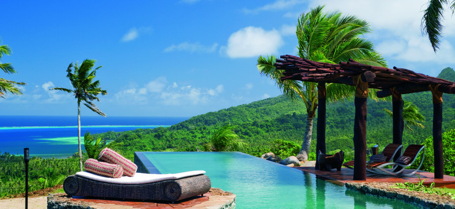 #WanderlustWednesday: Laucala Private Island Resort