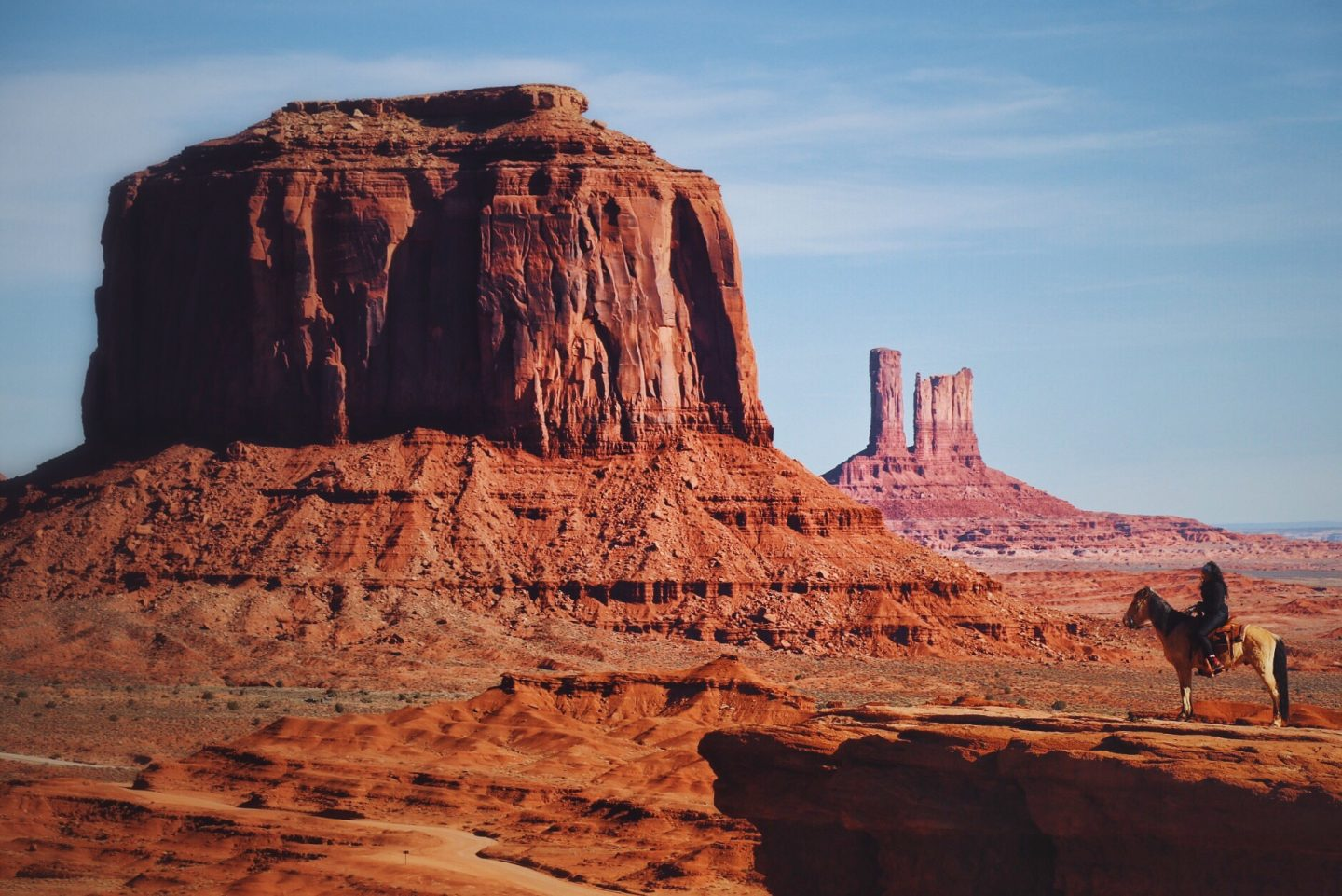 The Road Trip to Monument Valley