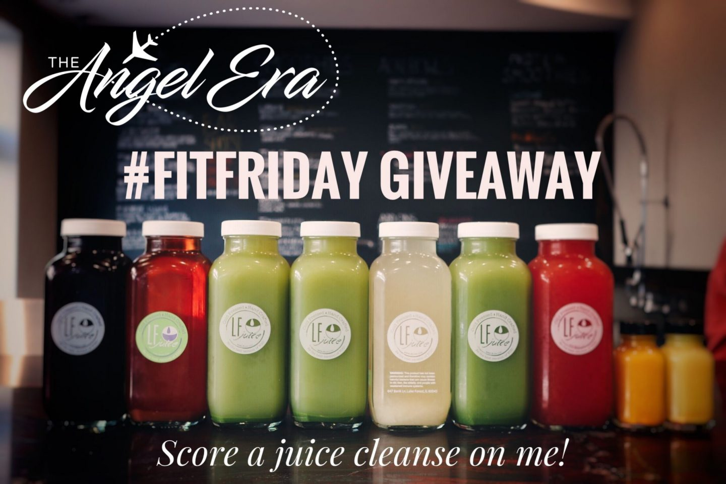 Issa Giveway: Win a Two-Day Juice Cleanse From TheAngelEra.com
